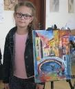 Венеция /масло/ Бакланова Алиса 7 лет